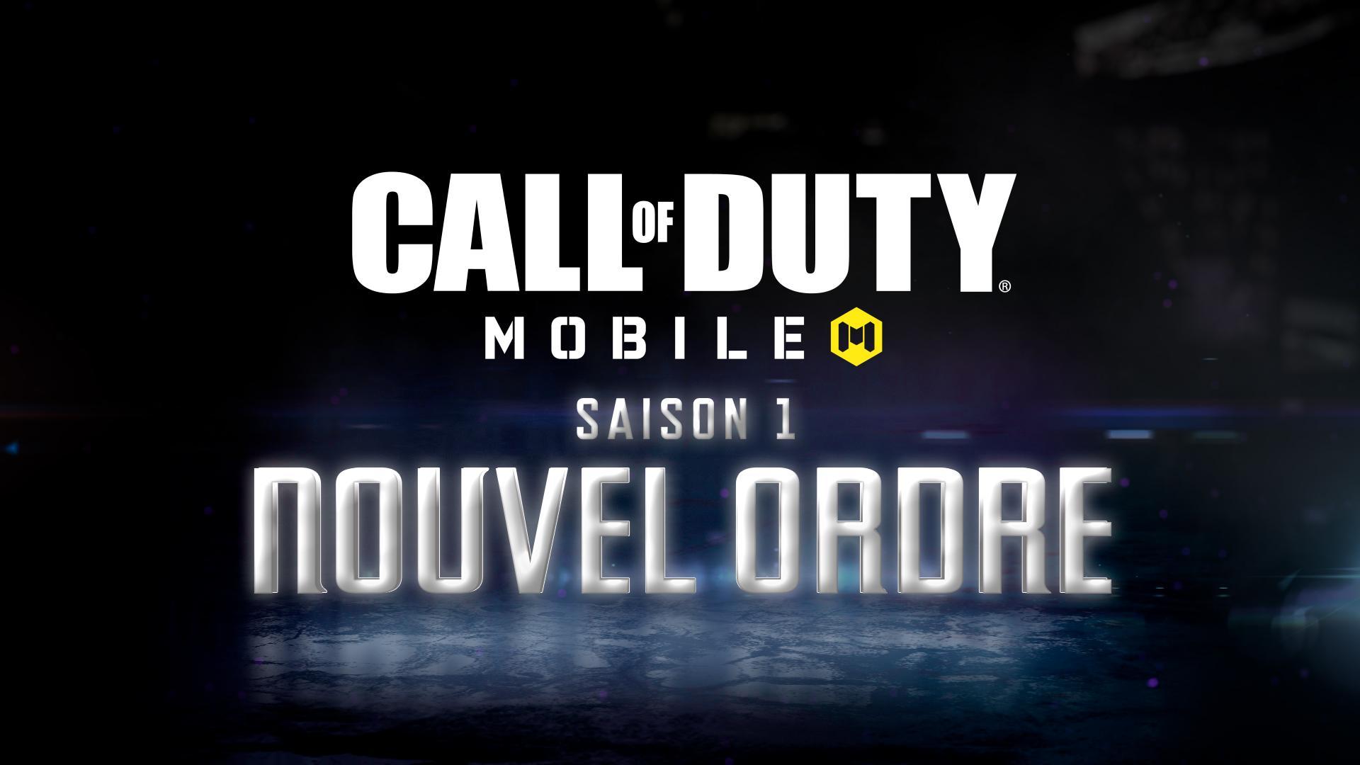 La saison 1 de Call of Duty Mobile se profile à l'horizon