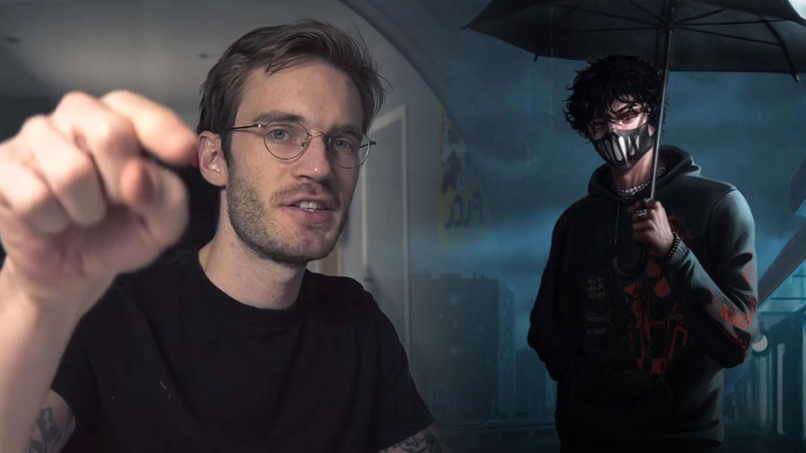 PewDiePie fait une grande annonce sur YouTube inspirée de Corpse Husband