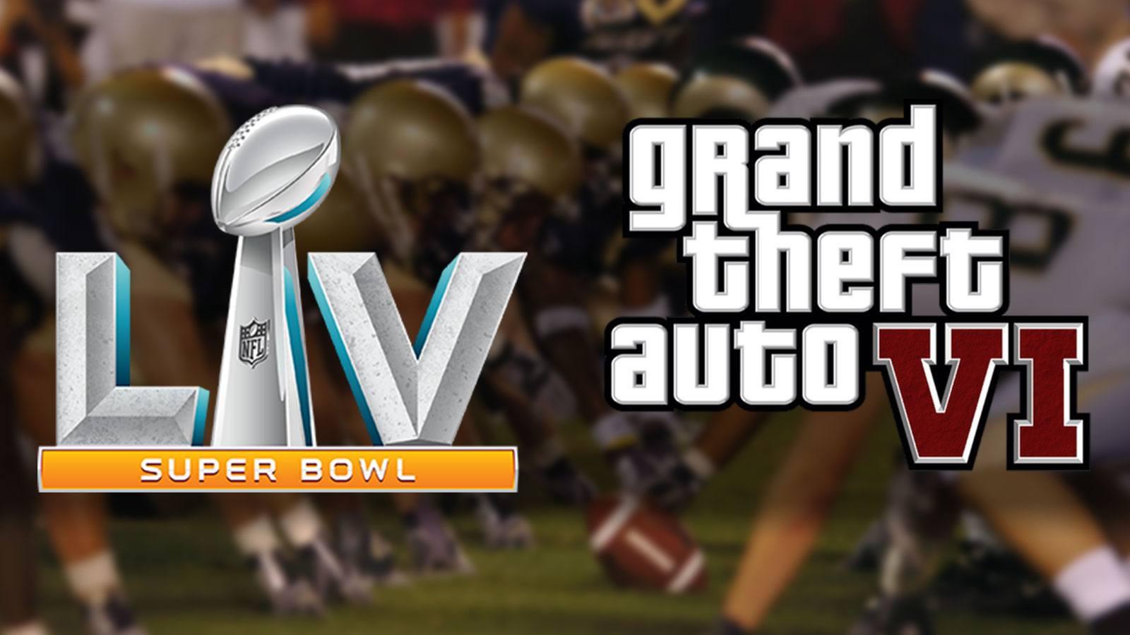 Rumeur de GTA 6 au Super Bowl