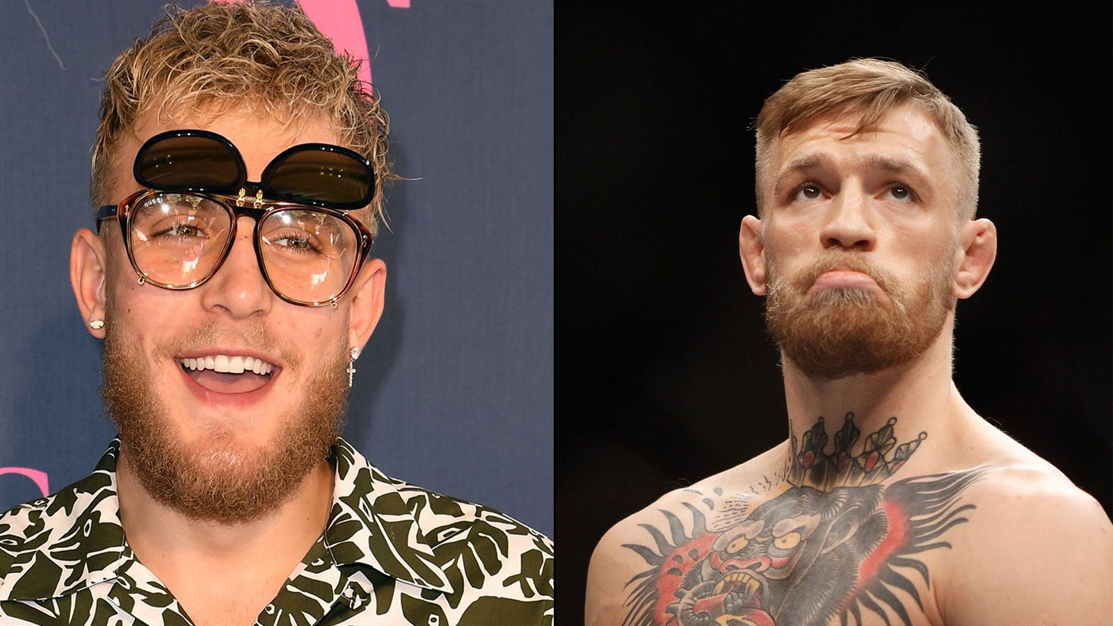 Jake Paul et Conor McGregor