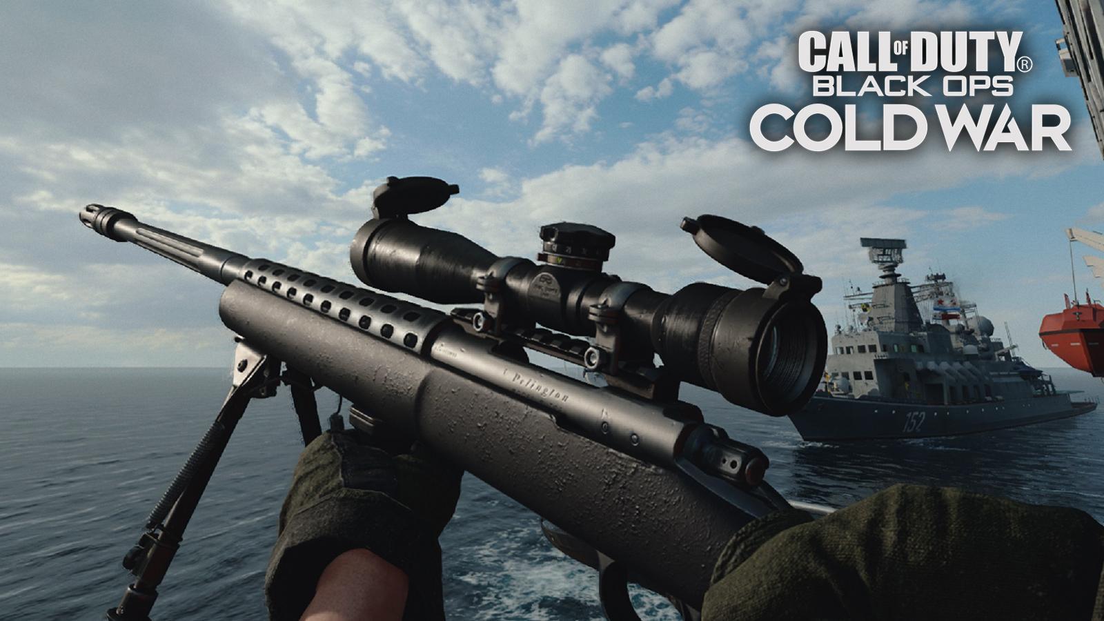Sniper Call of Duty League