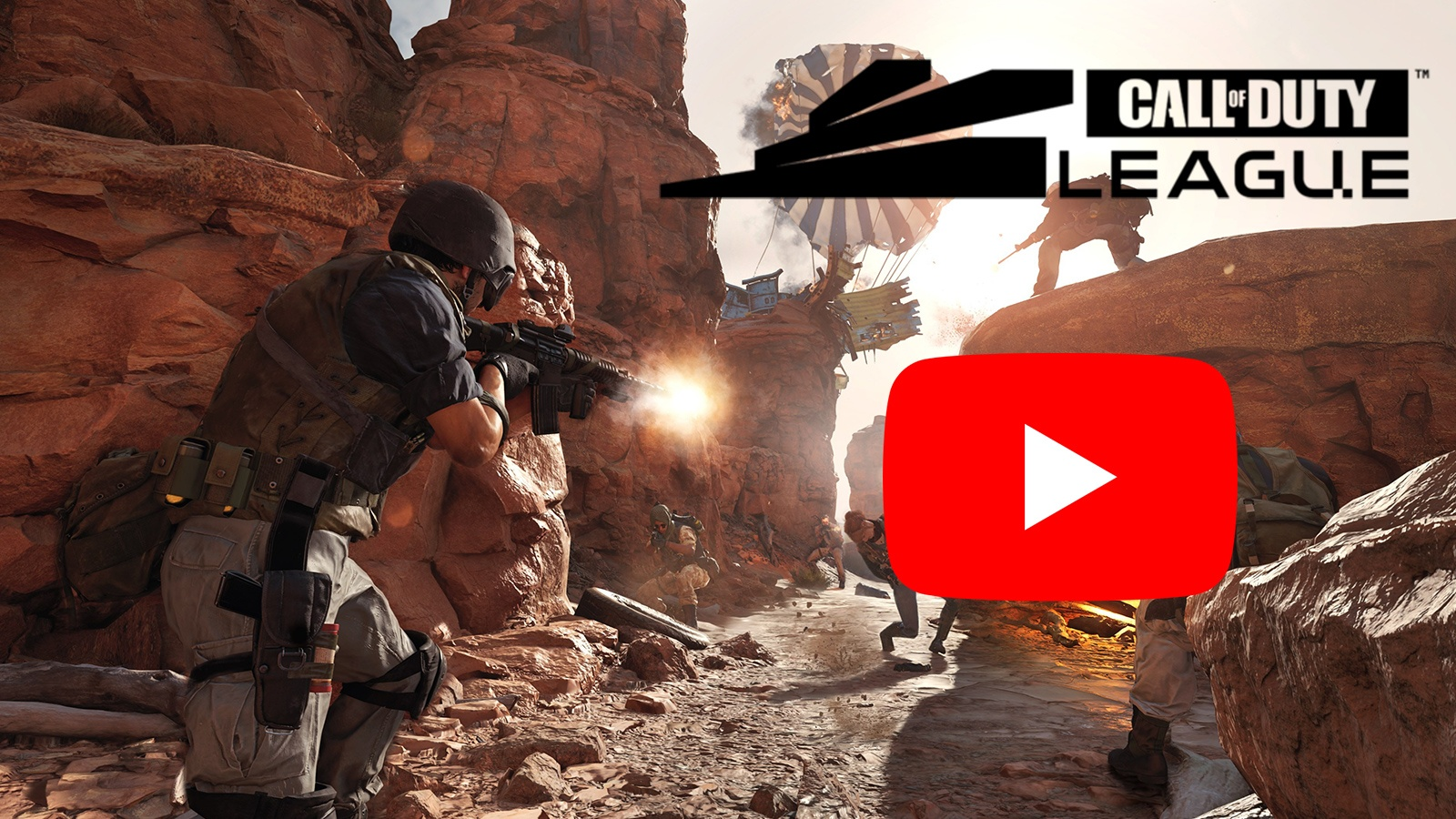 Récompenses Call of Duty League YouTube