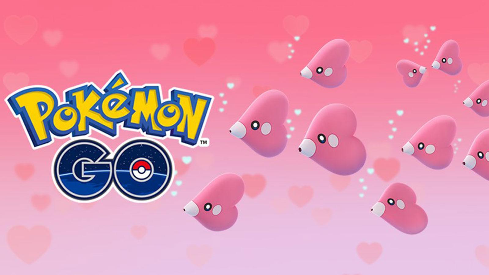 La Love Cup débarque bientôt sur Pokémon Go pour la Saint Valentin
