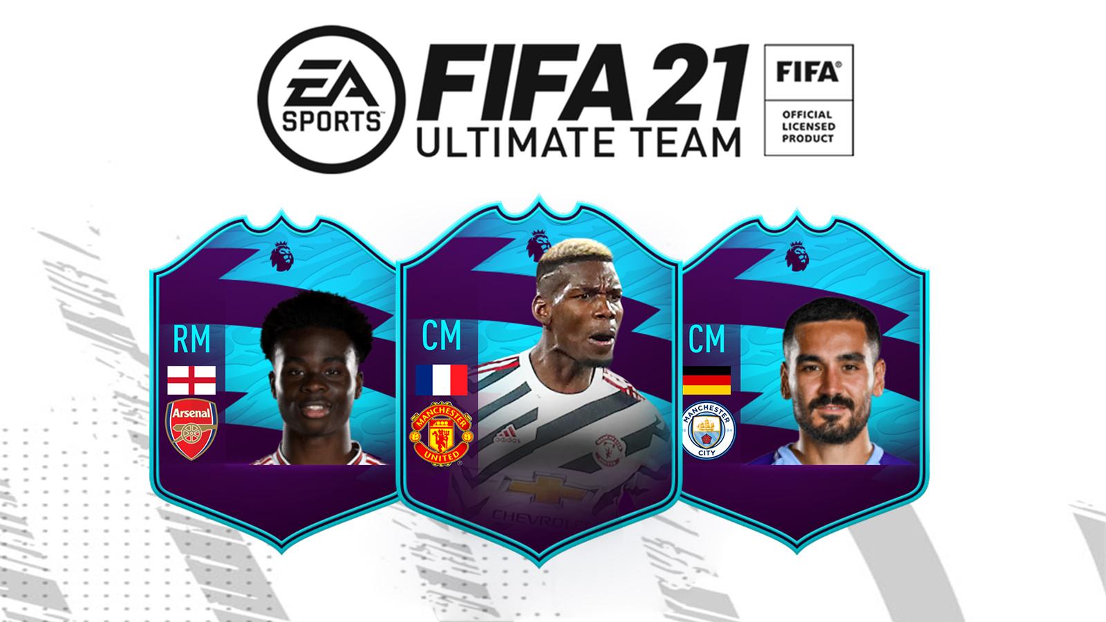 POTM FIFA 21Premier League janvier