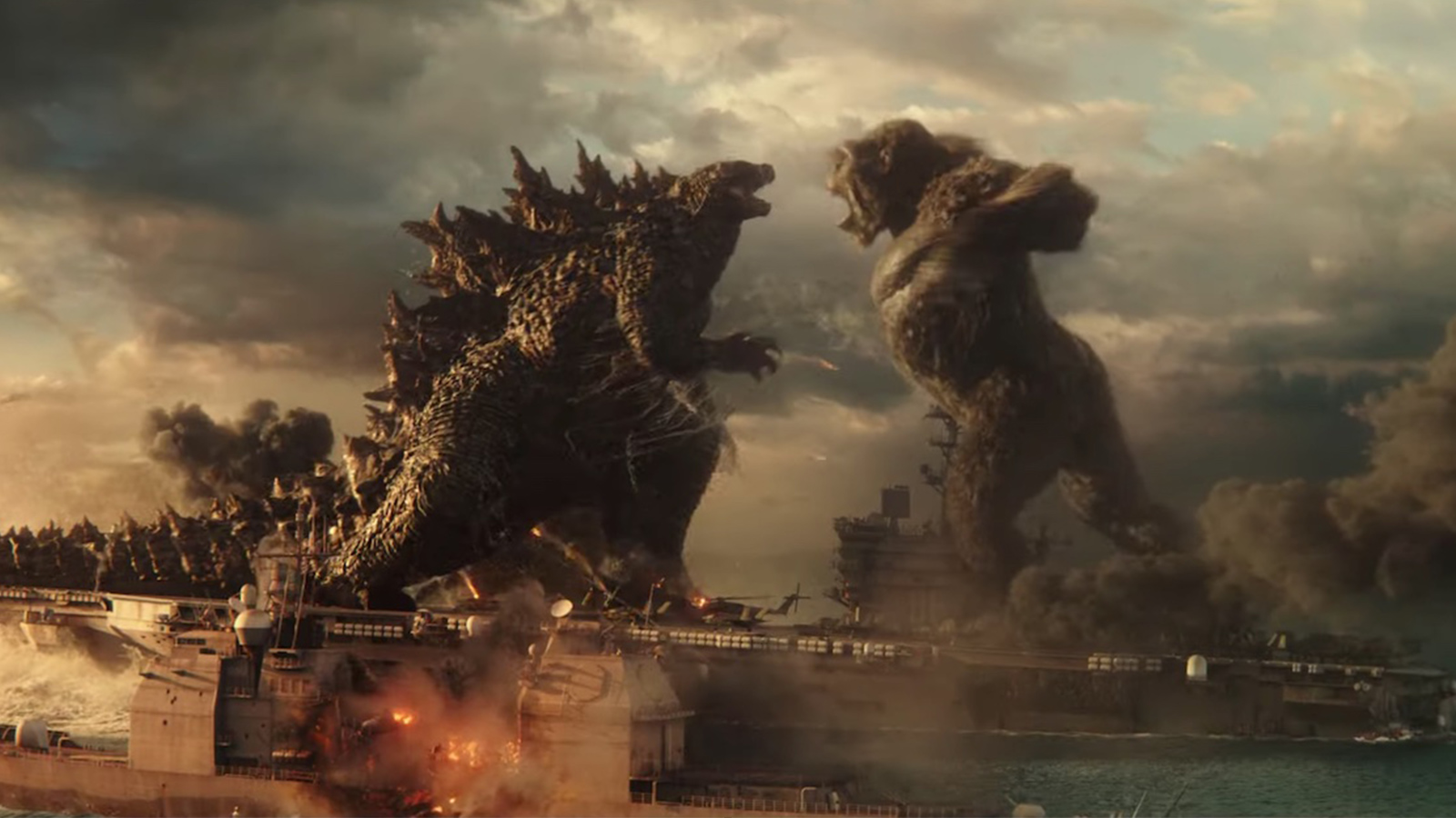 Mechagodzilla Godzilla vs Kong