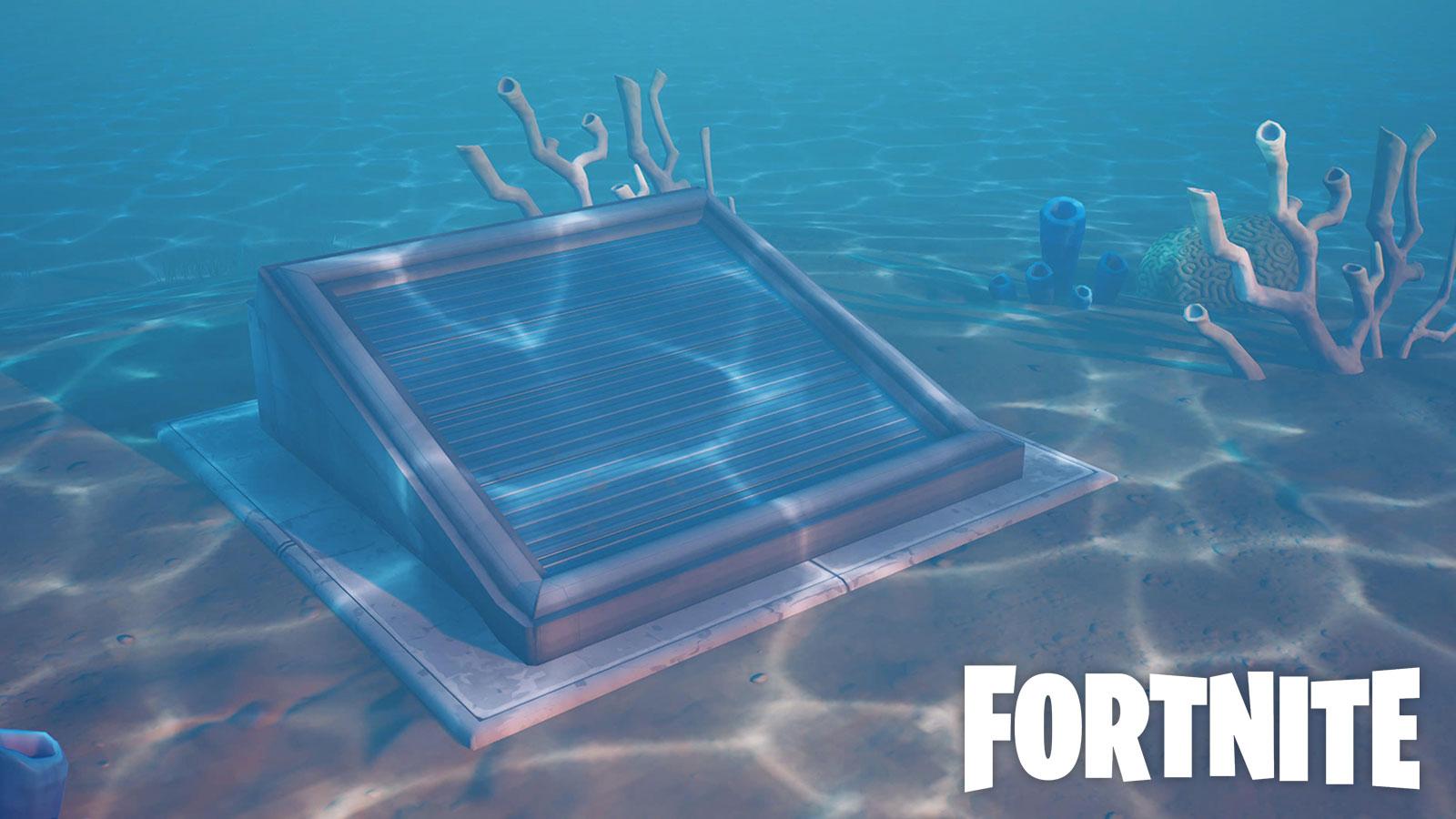 Voici où trouver les différents bunkers sur Fortnite