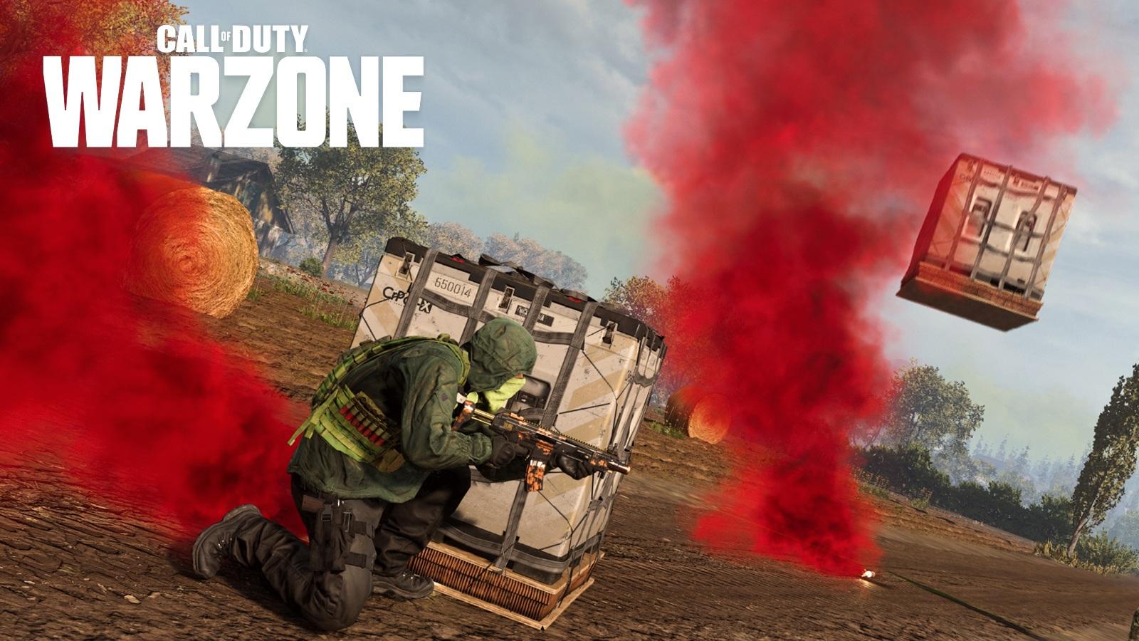 Bug largage Warzone