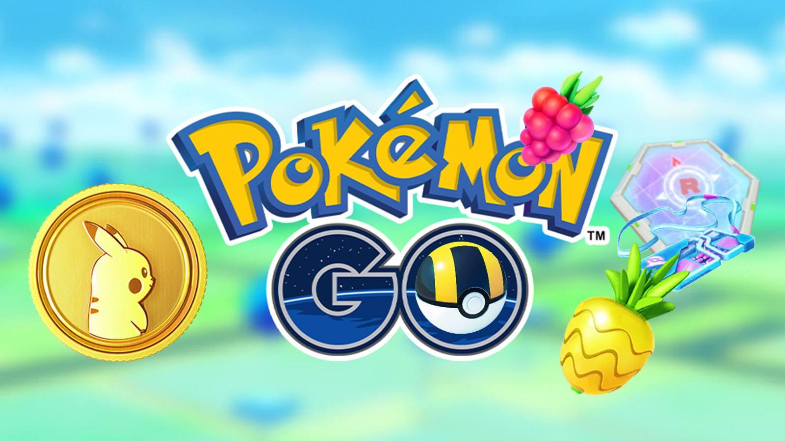 Pokémon Go bundle 1 pièces février