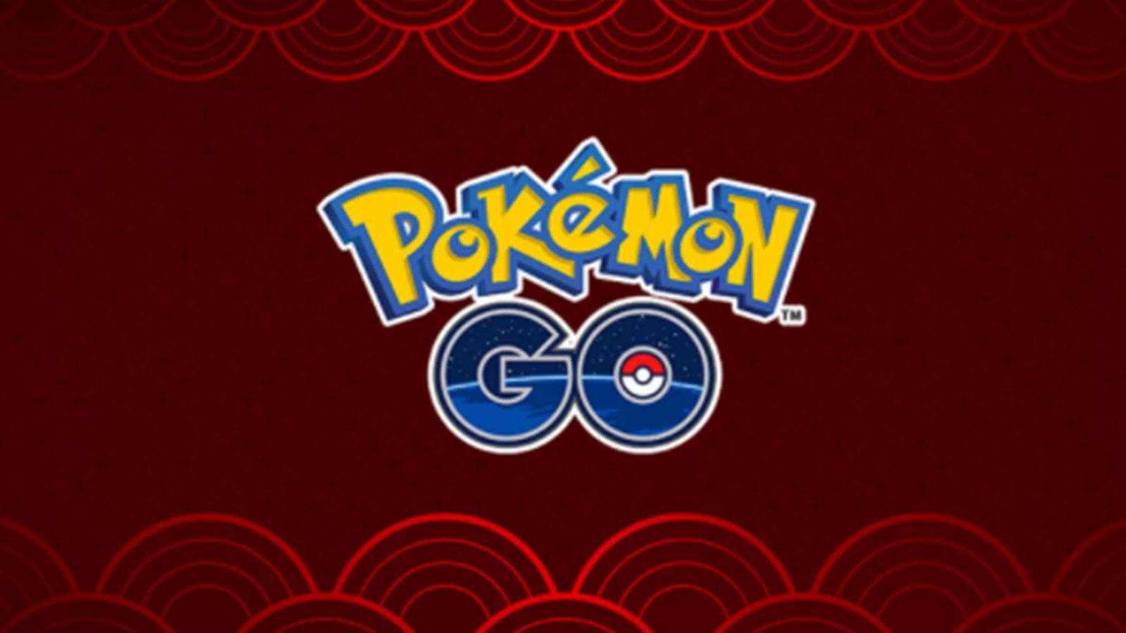 Pokémon Go nouvel an lunaire
