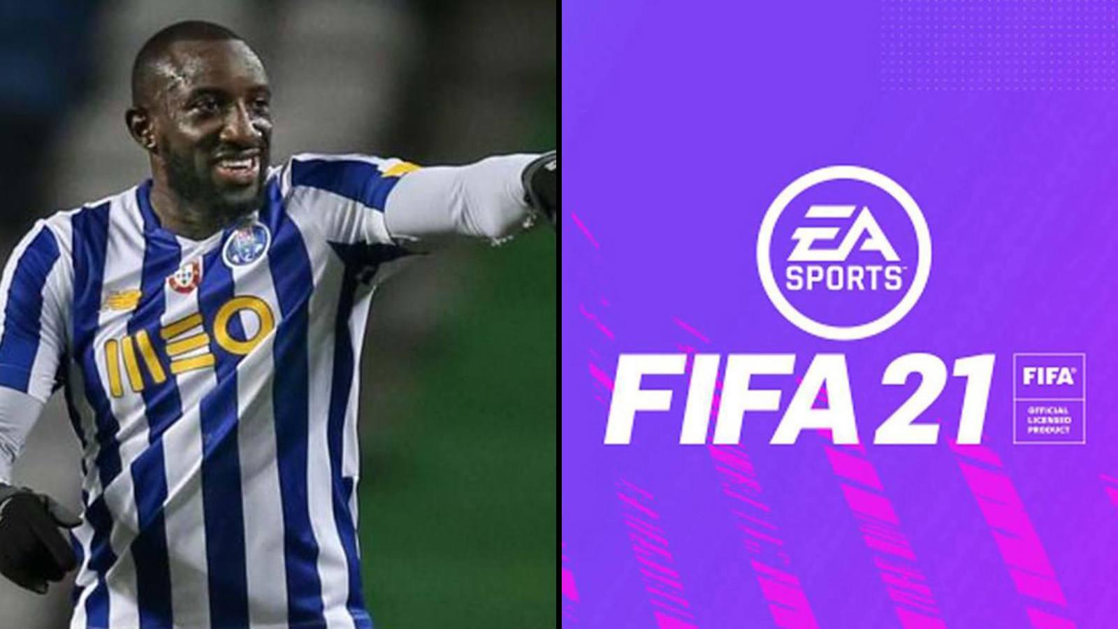 Moussa Marega FIFA 21 Ultimate Team