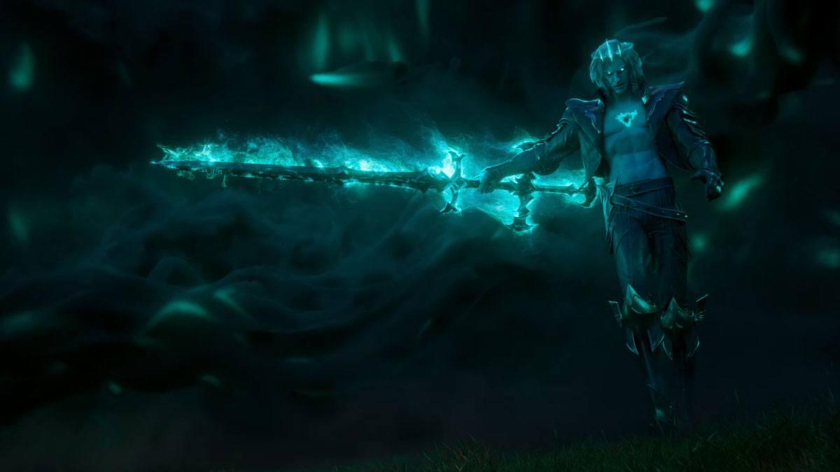 Viego dans League of Legends