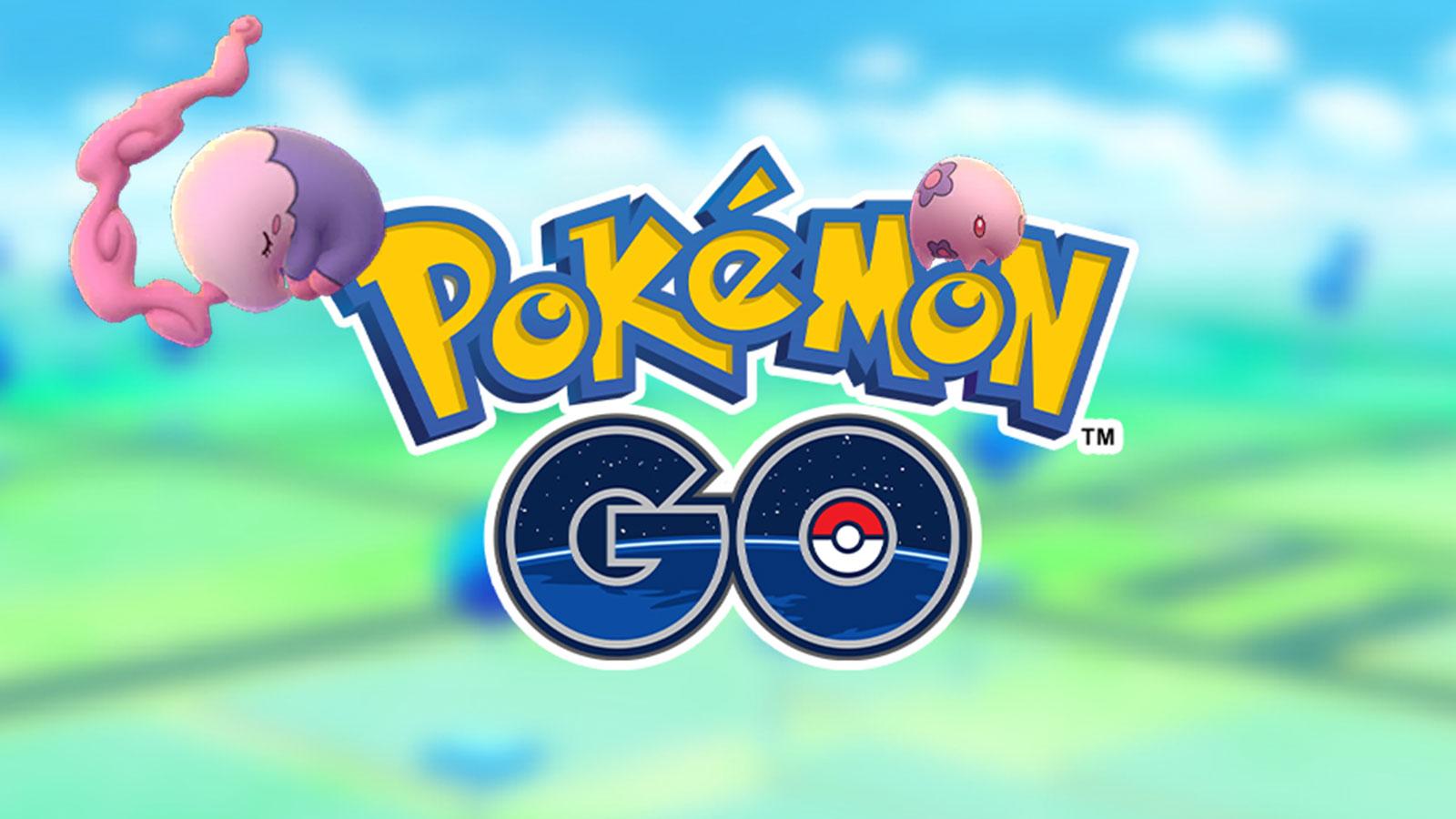 Pokémon Go Munna Mushana