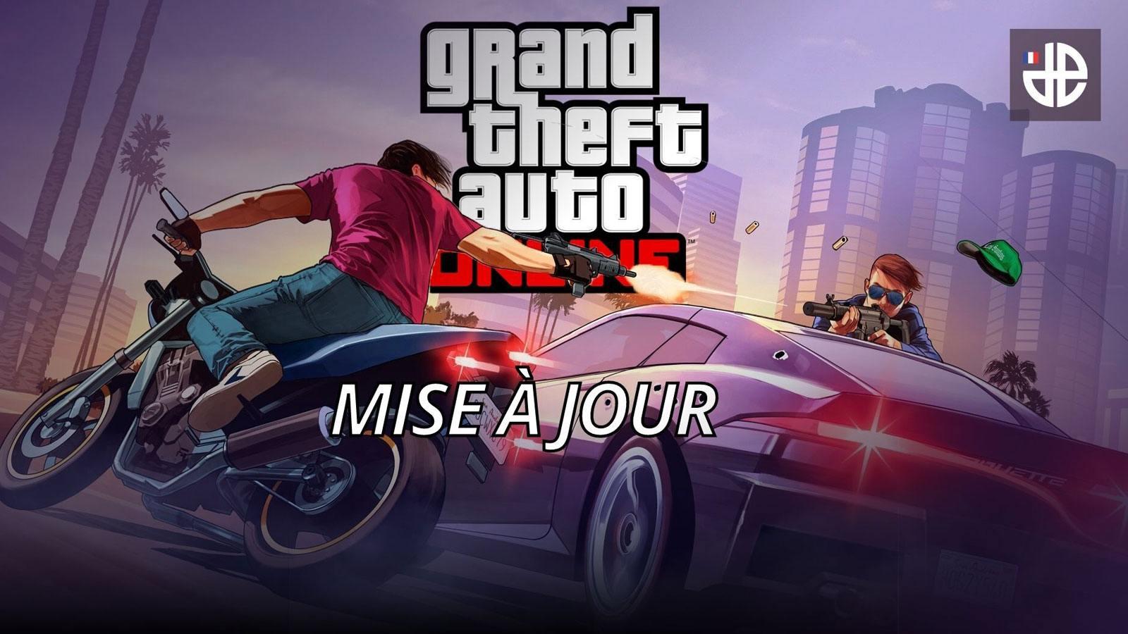 Mise à jour GTA V Online 11 février