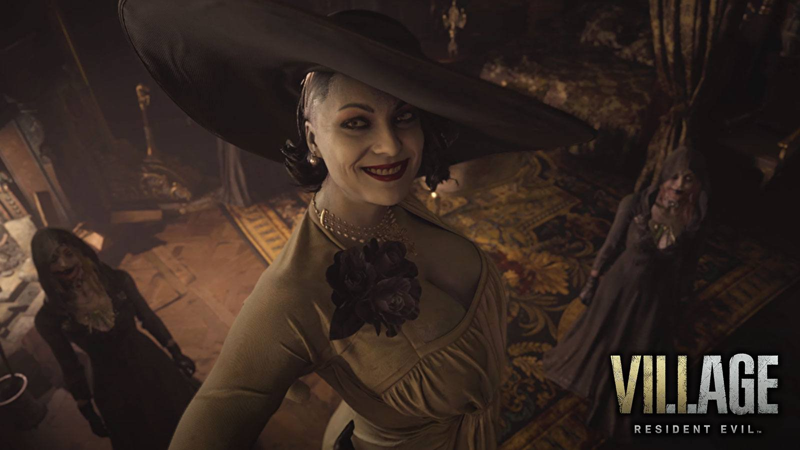 Théorie sur la taille de Lady Dumitrescu dans Resident Evil Village