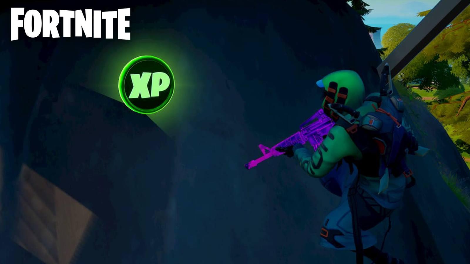 Pièces d'XP Fortnite semaine 5