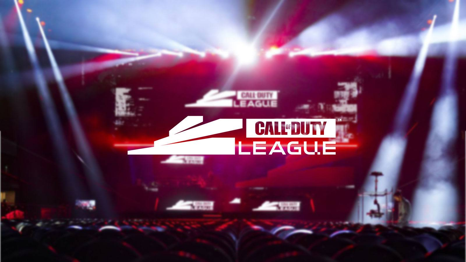 Call of Duty League stade