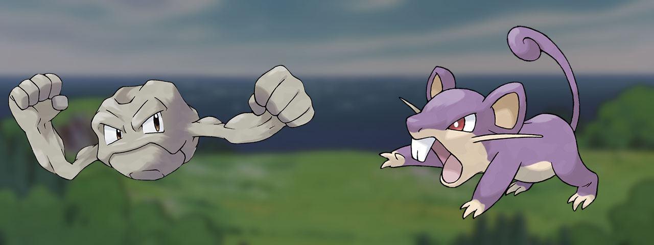 Pokémon de 1ère génération absents du Pokédex de Galar
