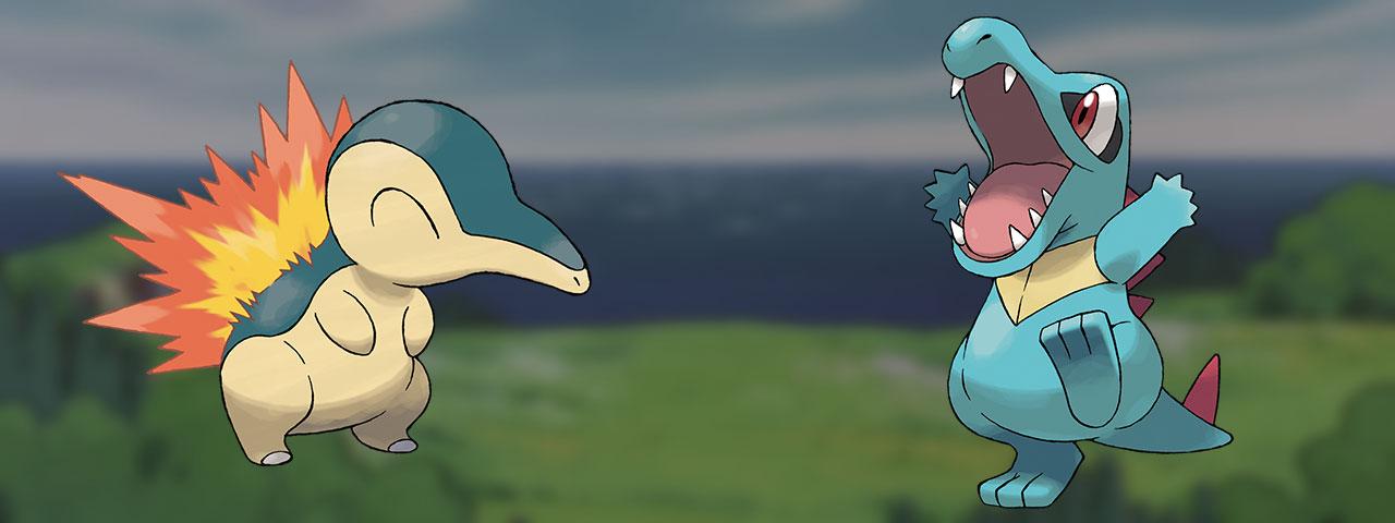 Pokémon de 2ème génération absents du Pokédex de Galar