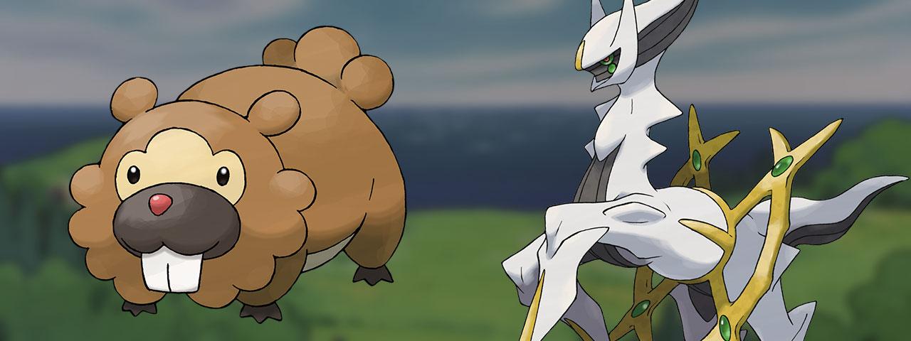 Pokémon de 4èmegénération absents du Pokédex de Galar