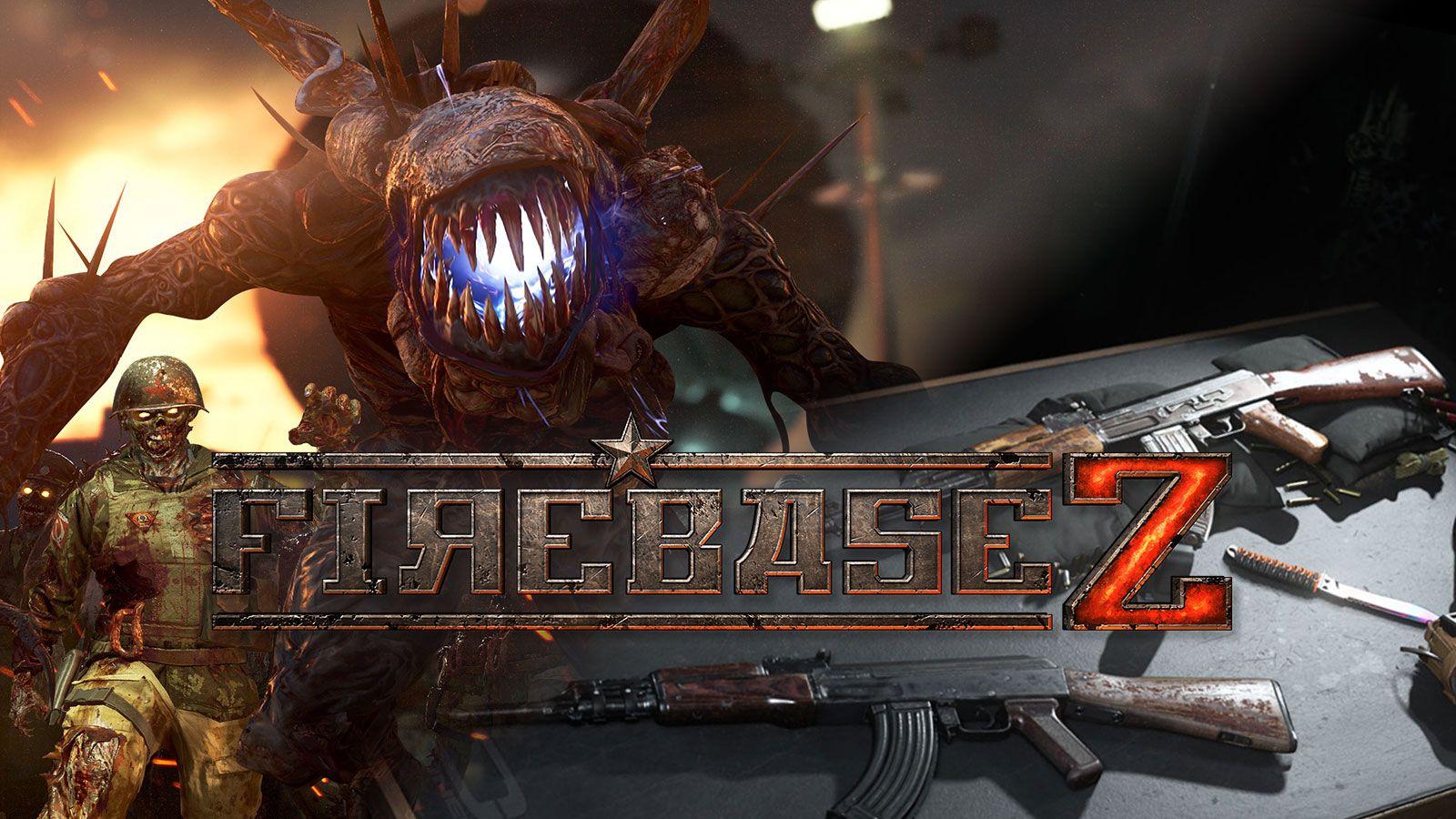 Meilleures armes en Firebase Z sur Black Ops Cold War