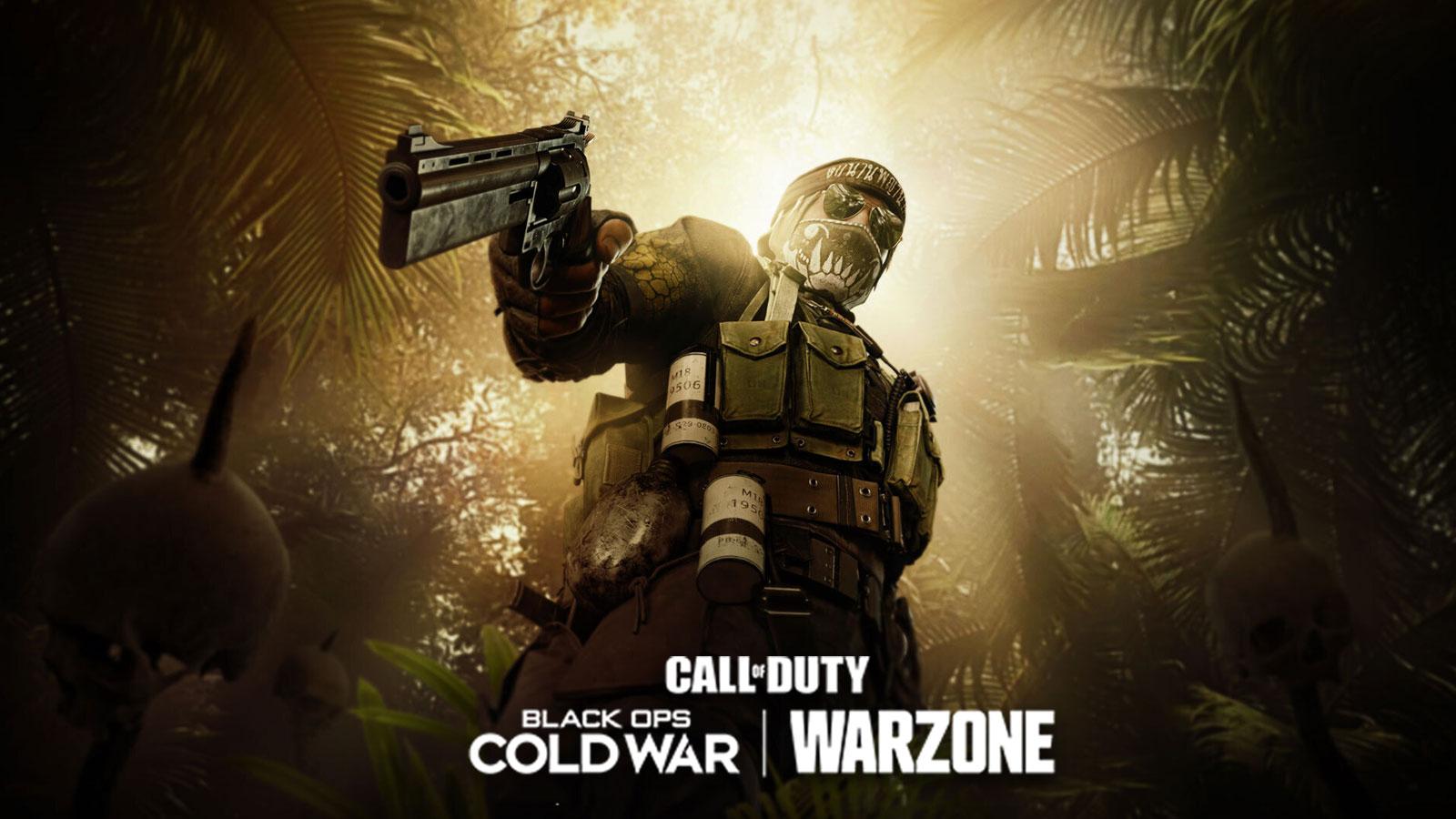 Passe de Combat de Cold War & Warzone Saison 2 : Niveaux, récompenses