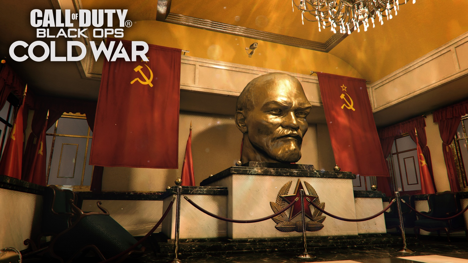 Moscow Black Ops Cold War