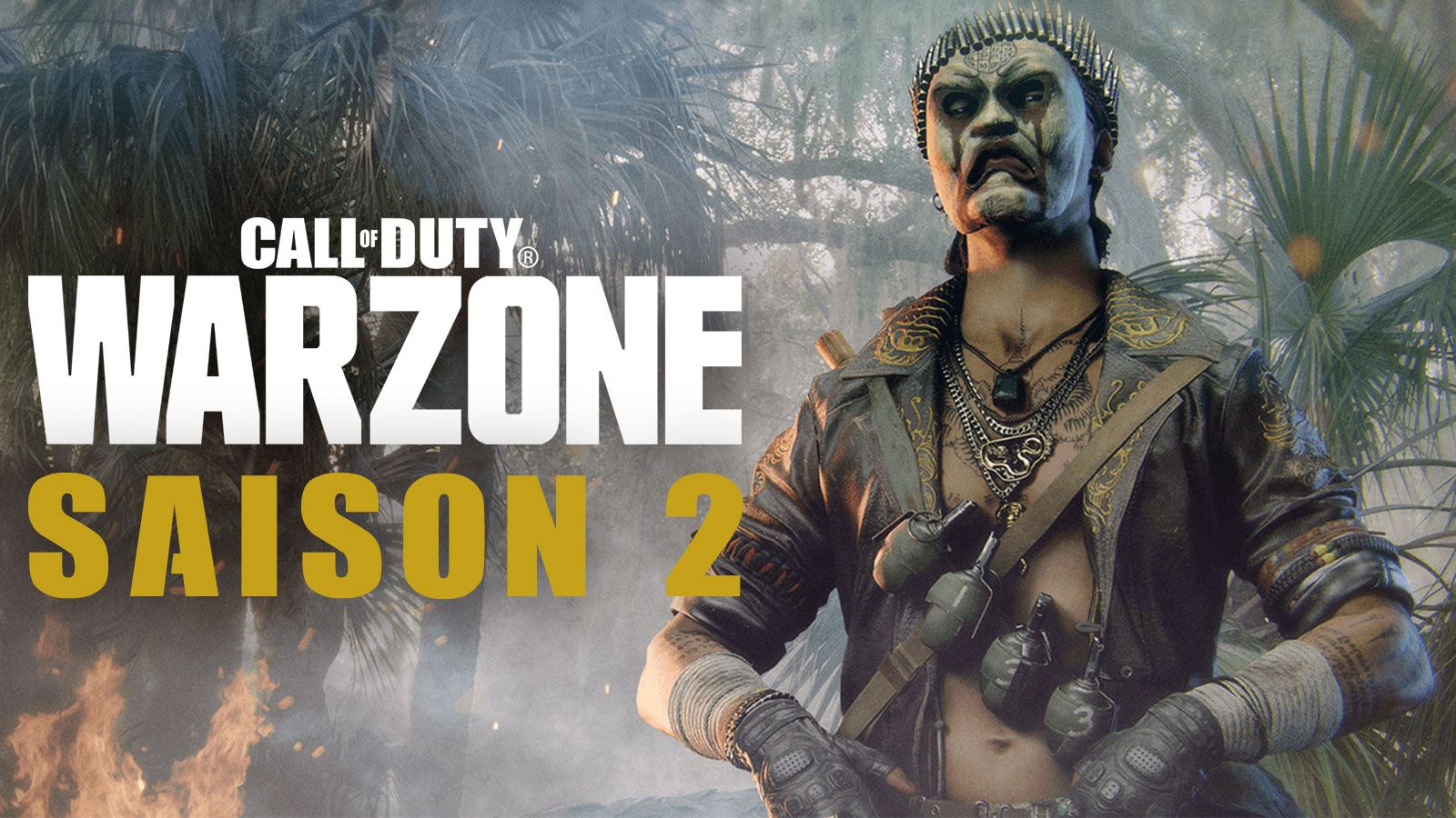 Patch Note de Warzone Saison 2