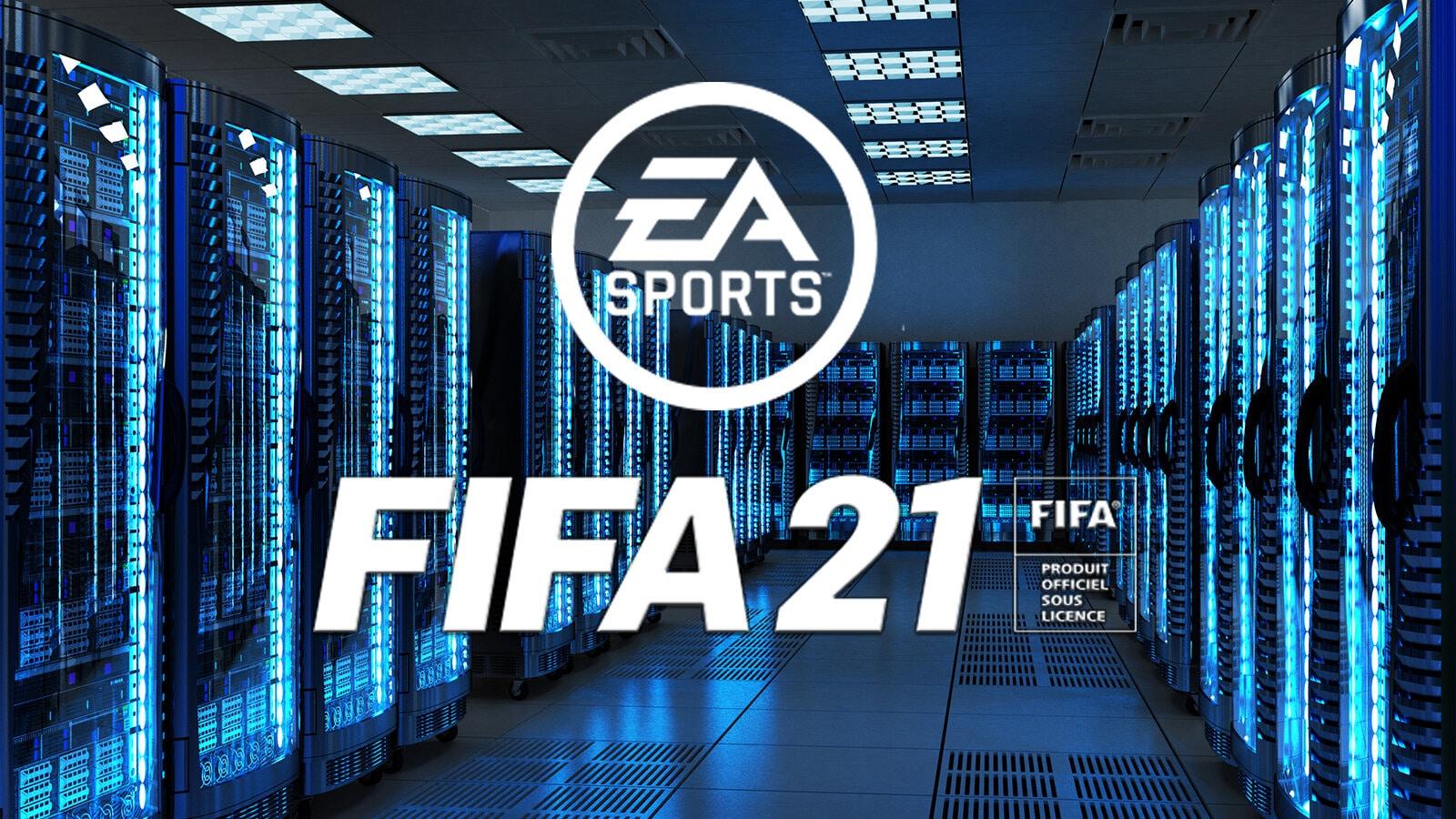 Serveurs FIFA 21 état
