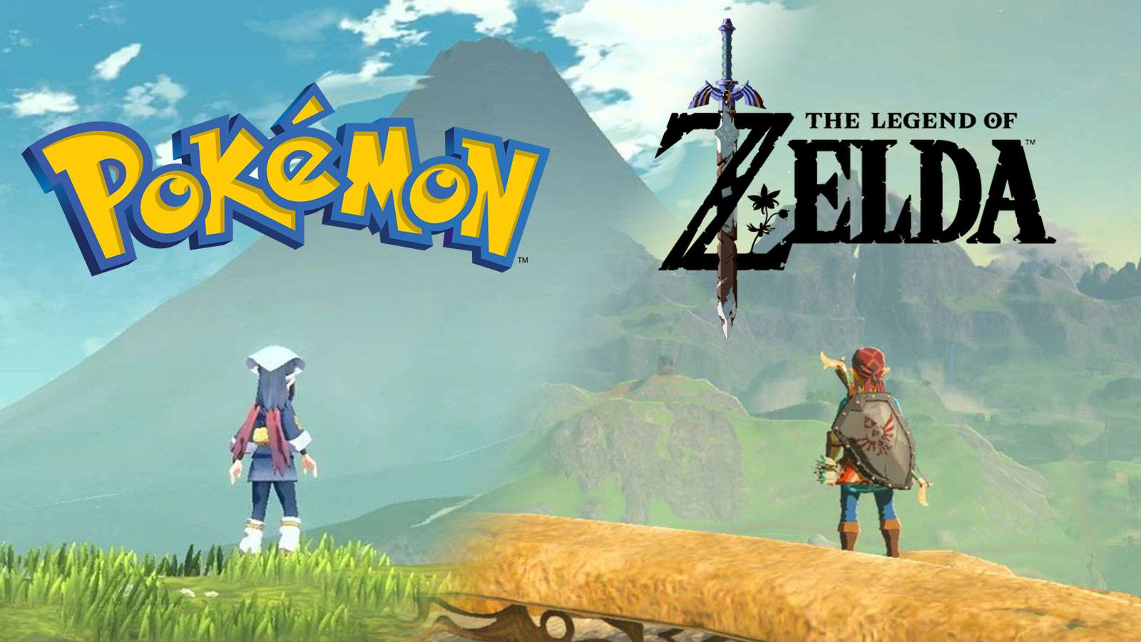 Pokémon copie Zelda ?