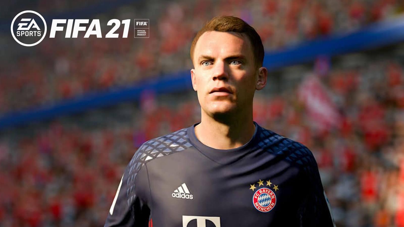 Gardiens FIFA 21