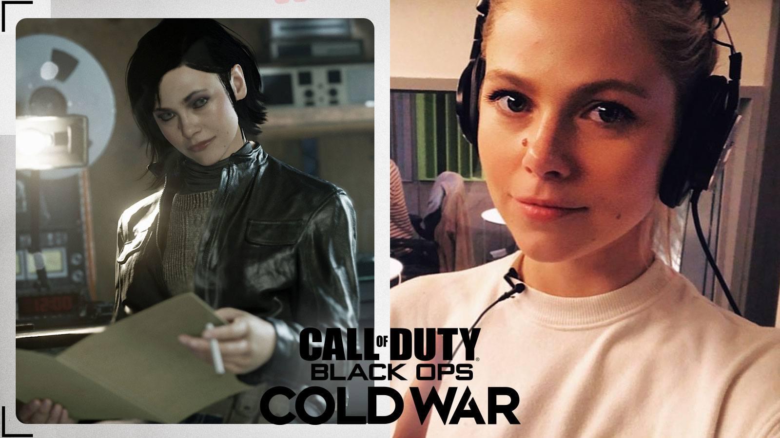 Cosplay Helen Park de Black Ops Cold War