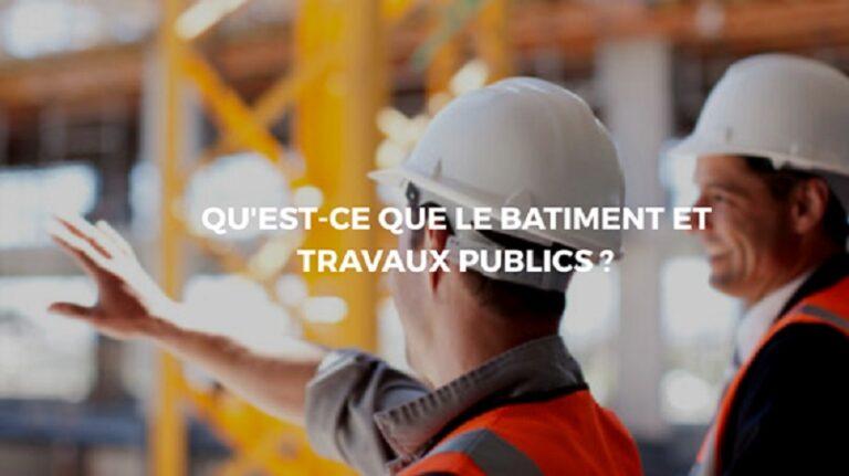 batiment et travaux publics