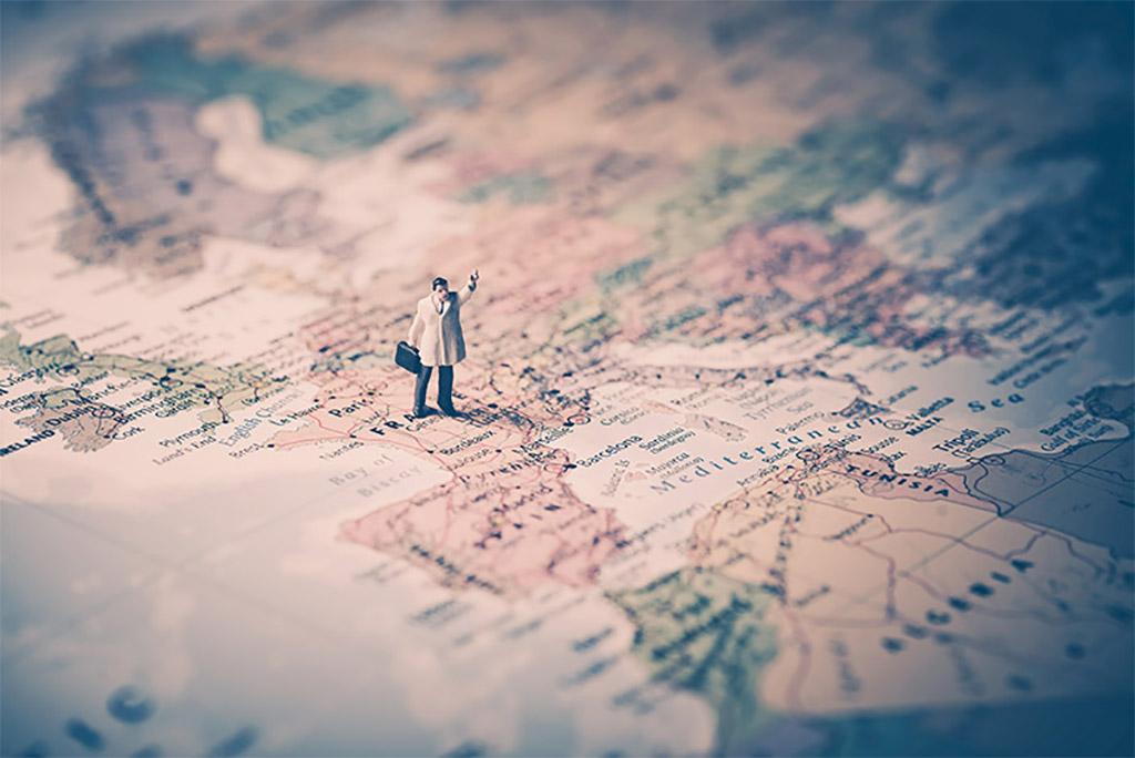 navigation map