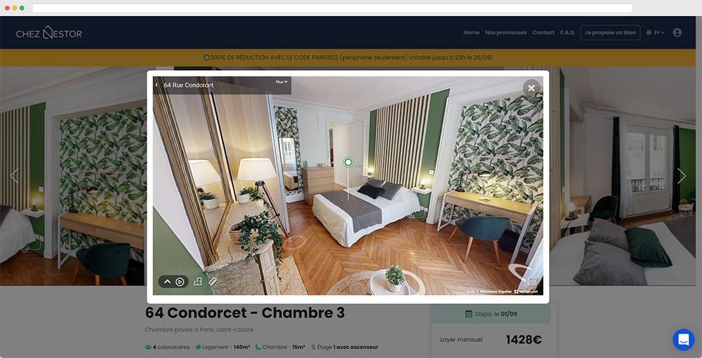 visite-3D-colocation-paris-chez-nestor