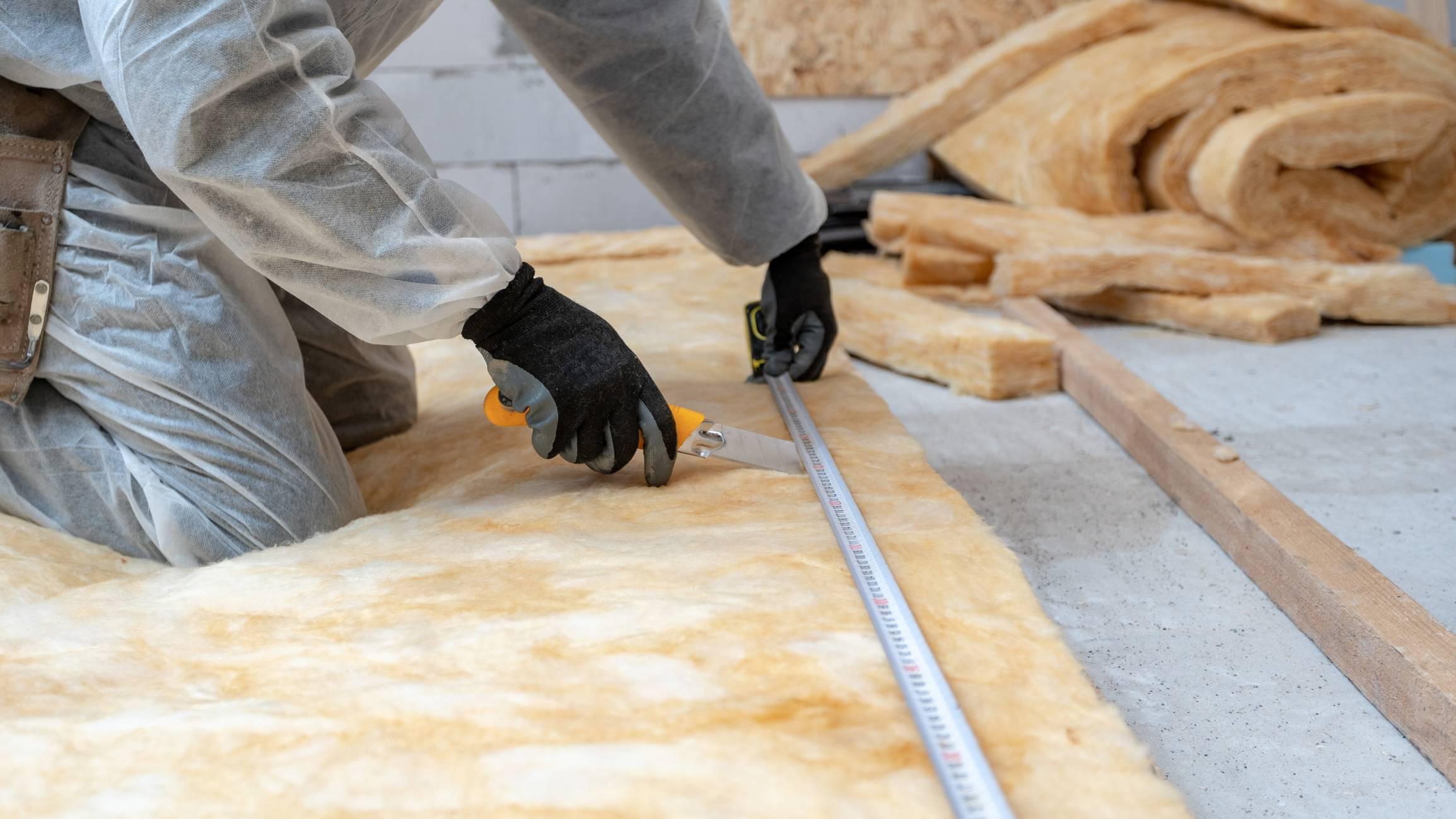 travaux isolation plancher