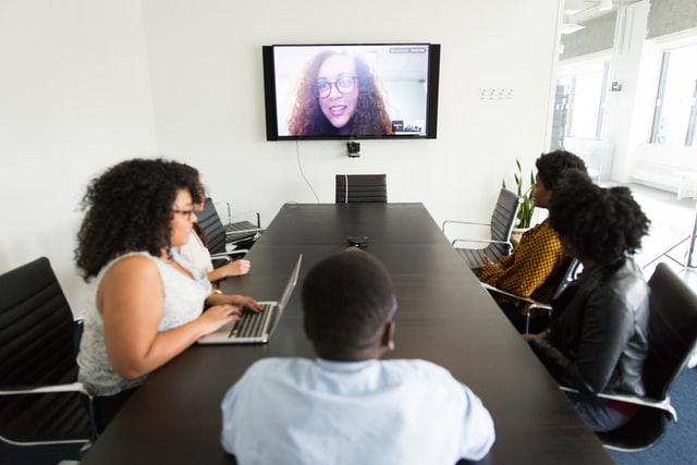 vidéo conférence