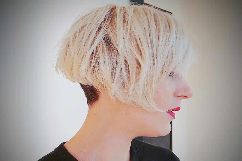blond polaire courte