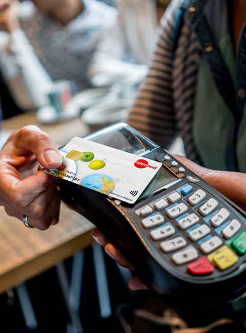 Contactless Edenred