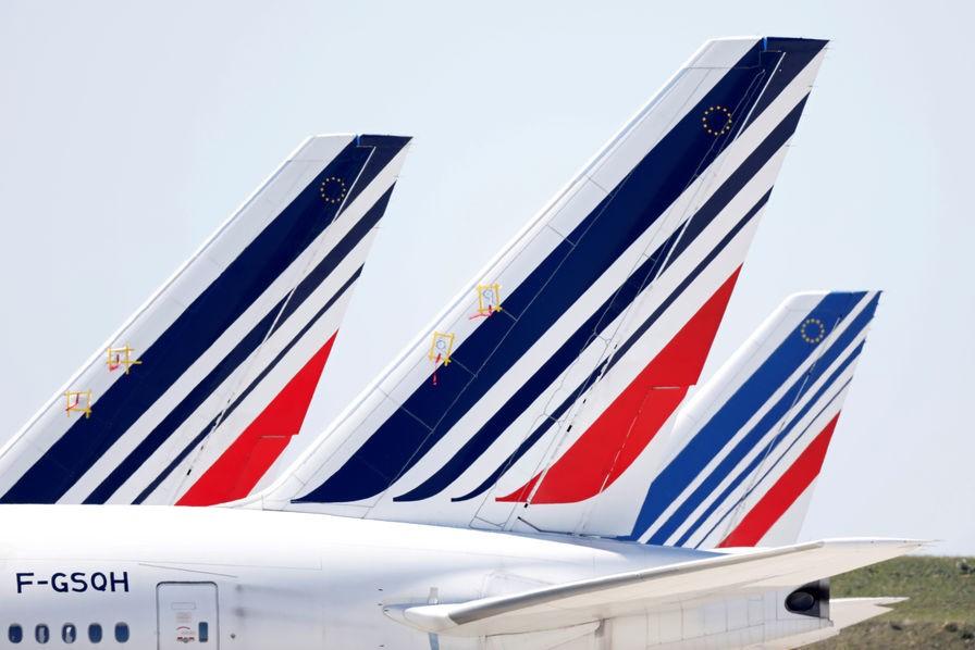 Air france F-GSQH