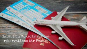 reservation vol air France