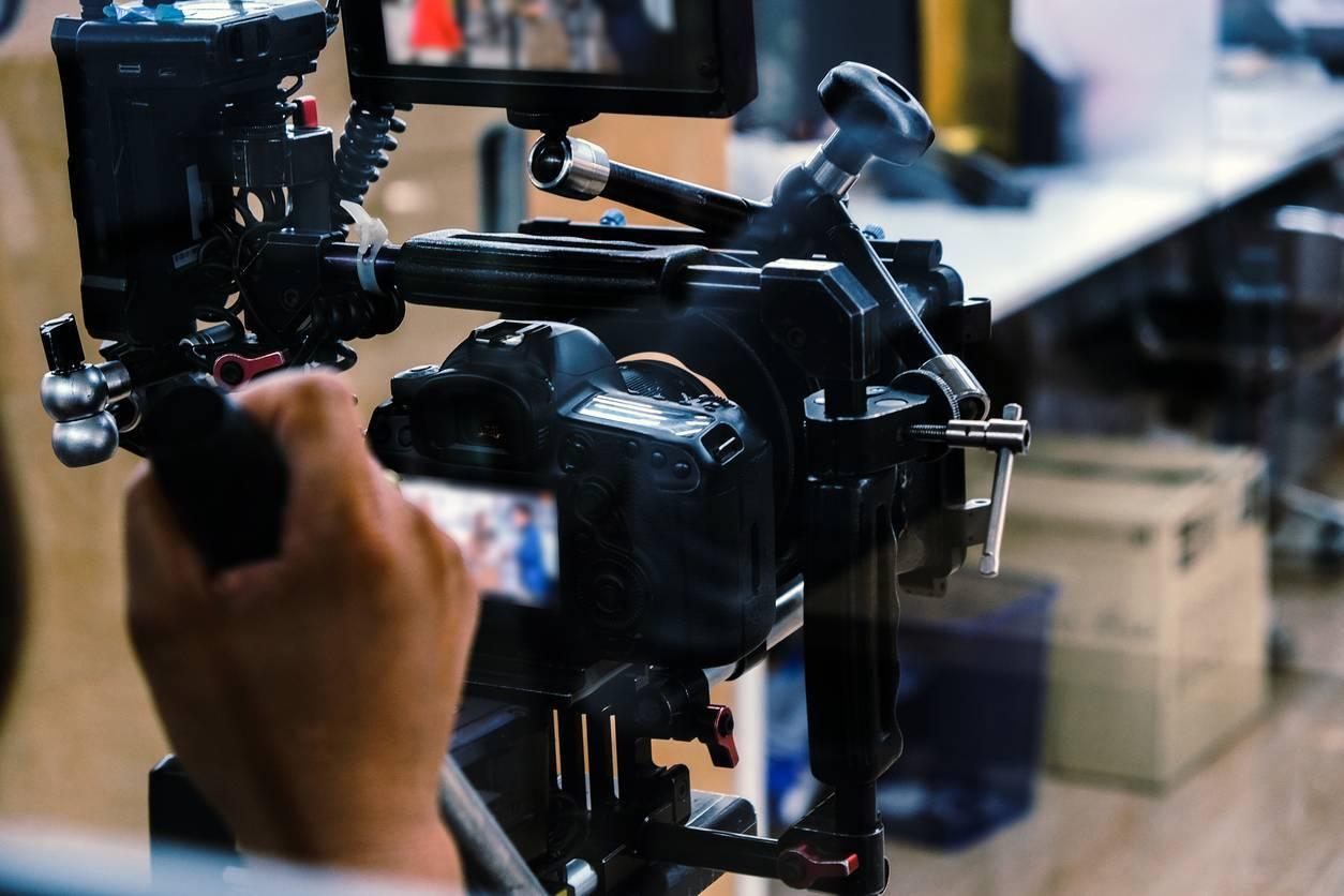 production audiovisuelle vidéo