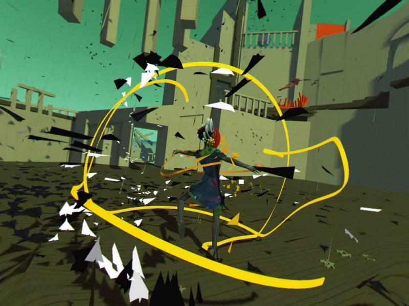 Test - Bound : Une superbe aventure et une superbe adaptation VR - 16