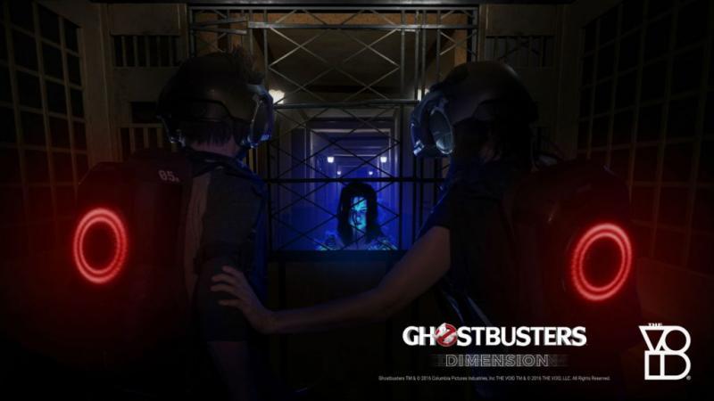 THE VOID ouvre un nouveau centre dans l'Utah avec Ghostbusters et des améliorations hardware au programme - 2