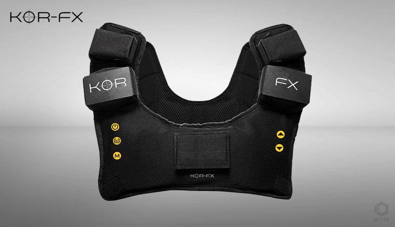 Test - Veste haptique KOR-FX : des vibrations bon marché pour renforcer l'immersion - 2