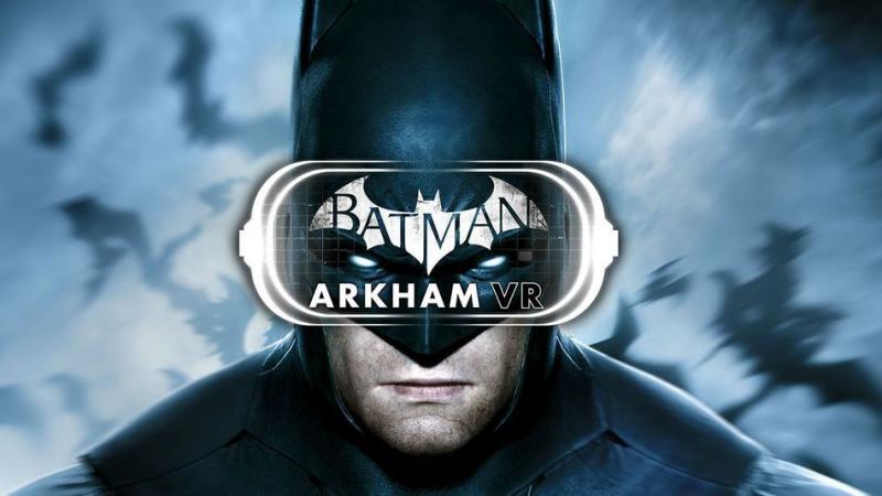 Batman Arkham VR est disponible sur HTC Vive et Oculus Rift - 2