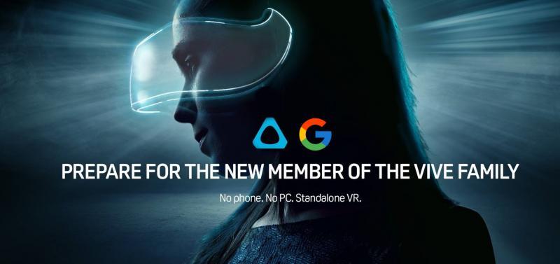 Google : plusieurs casques VR autonomes avec positionnal tracking pour 2017 dont le HTC Vive mobile - 2