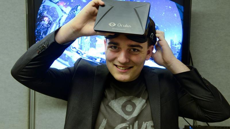 """Palmer Luckey : """"Les 12 prochains mois seront relativement inintéressants niveau hardware VR"""" - 2"""