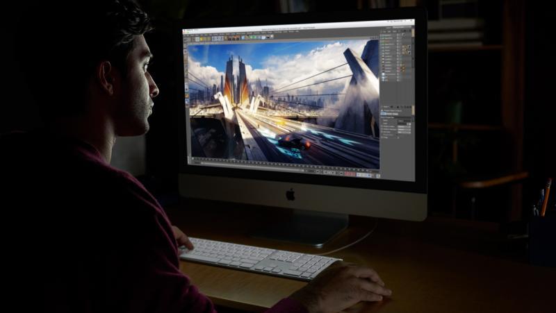 Le nouvel iMac Pro possède une puissance de 22 Tflops,soit l'équivalent de la GTX 1080Ti !