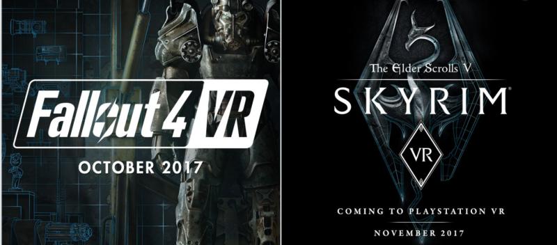 """Bethesda souhaite """"supporter autant de plateformes que possible"""" pour Fallout 4 VR et Skyrim VR - 2"""