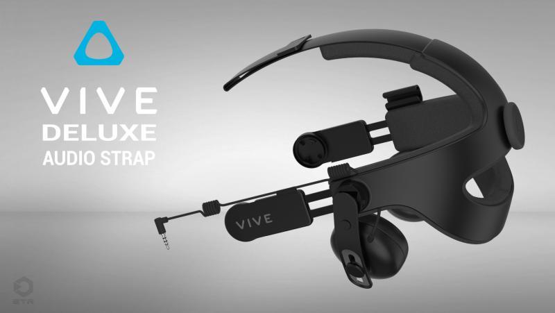 Test : Vive Deluxe Audio Strap - HTC comble les principales lacunes du Vive - 2